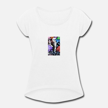 Parade Death Parade - Women's Rolled Sleeve T-Shirt