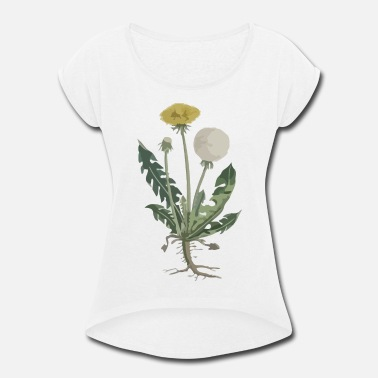 Botanical Botanical - Women's Rolled Sleeve T-Shirt