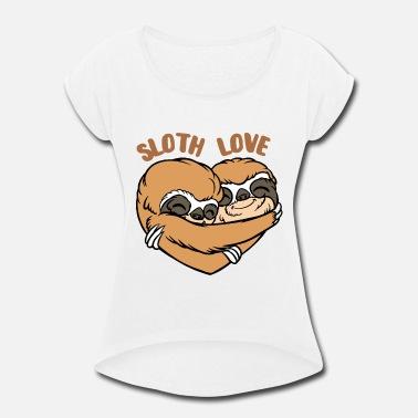 65be54b63 sloth love sloth t shirts Women's T-Shirt   Spreadshirt