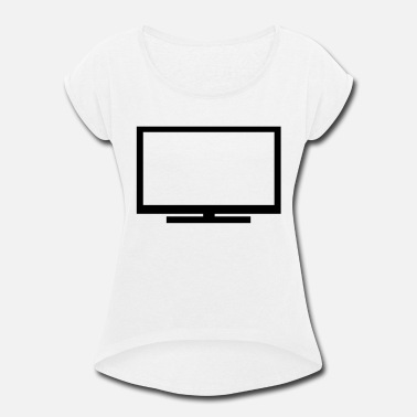 Television Television - Women's Rolled Sleeve T-Shirt