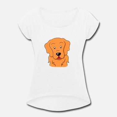 Shop Cute Dog Draw T Shirts Online Spreadshirt