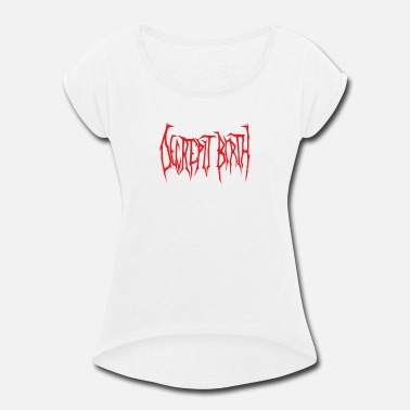 Birth Name Decrepit Birth - Women's Rolled Sleeve T-Shirt