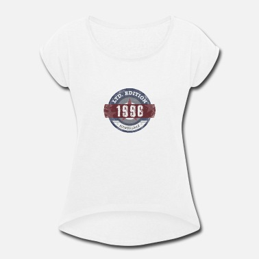 Limited 1996 Edition Limited Edition 1996 - Women's Roll Cuff T-Shirt