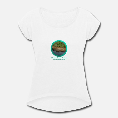 Passage El Capitan Passage - Women's Roll Cuff T-Shirt
