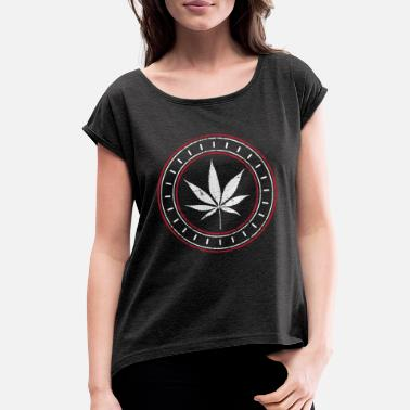 Legalize Canada Canada Legal - Women's Roll Cuff T-Shirt