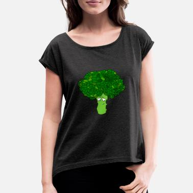 Broccoli Broccoli - Women's Rolled Sleeve T-Shirt
