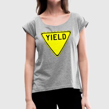 yield - Women's Roll Cuff T-Shirt