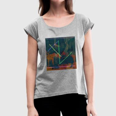 Navi Z Creations - Women's Roll Cuff T-Shirt