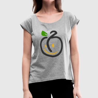 pictogram - Women's Roll Cuff T-Shirt