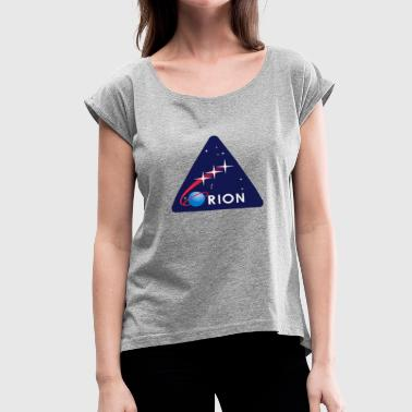nasa - Women's Roll Cuff T-Shirt