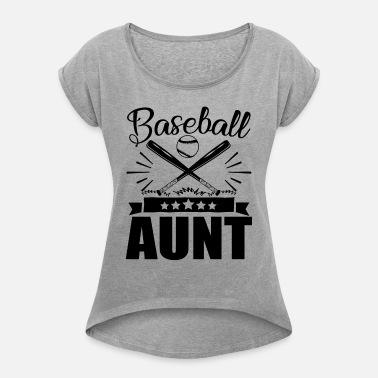 c884a05d Baseball Aunt Shirt Women's Vintage Sport T-Shirt | Spreadshirt