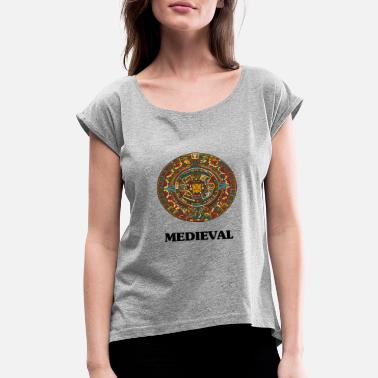 Medieval Medieval - Women's Rolled Sleeve T-Shirt