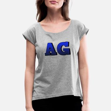 Ag AG - Women's Roll Cuff T-Shirt