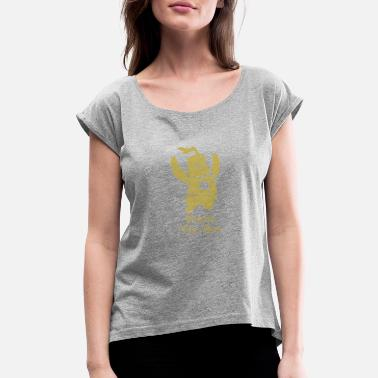 Dark-knight Knight Dark Souls - Women's Roll Cuff T-Shirt