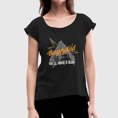 Baghdad Boot Camp - Women's Roll Cuff T-Shirt