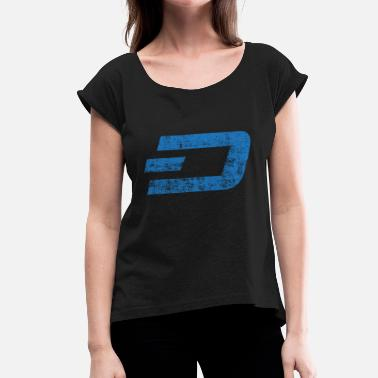 Dash Dash - Women's Roll Cuff T-Shirt