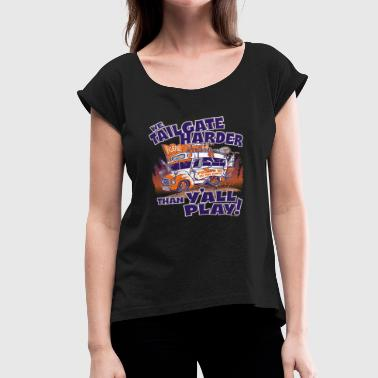 tailgate - Women's Roll Cuff T-Shirt