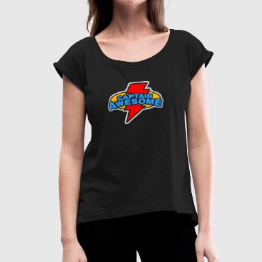 Search - Women's Roll Cuff T-Shirt