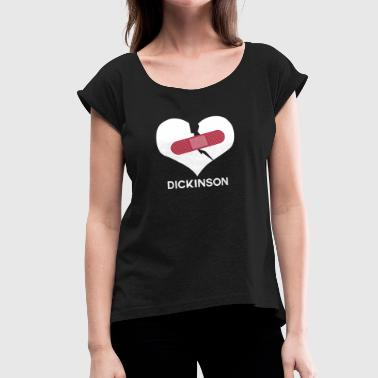 Dickinson - Women's Roll Cuff T-Shirt