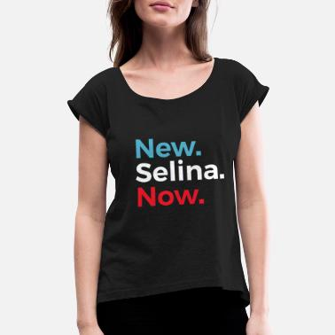 Series the series - Women's Rolled Sleeve T-Shirt