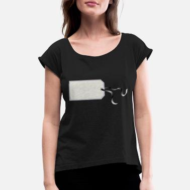 Tag Tag - Women's Rolled Sleeve T-Shirt