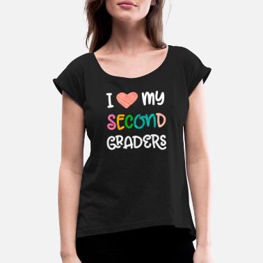 2nd Grade Strong Second Grade Teacher Distance Learning T-Shirt