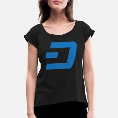 Dash Dash - Women's Rolled Sleeve T-Shirt