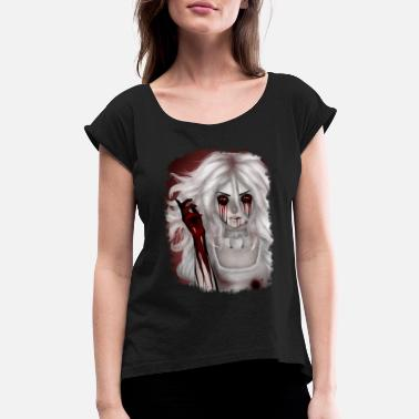 Hysteria Alice Madness Returns - Hysteria - Women's Rolled Sleeve T-Shirt