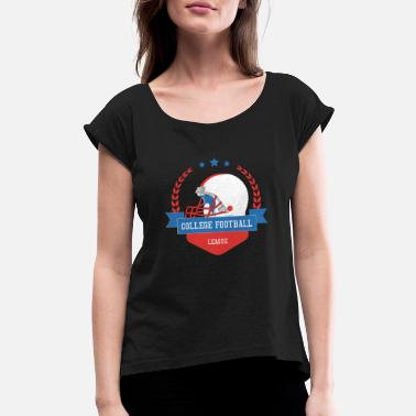 College Football Fans College Football - gift fan shirt tee - Women  39 s 147f9efe30