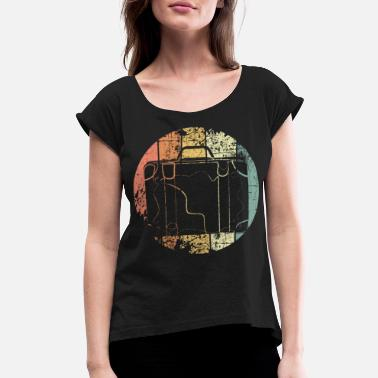 Travel Travel - Women's Rolled Sleeve T-Shirt