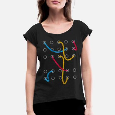 Synthesizer Modular Synthesizer - Women's Rolled Sleeve T-Shirt