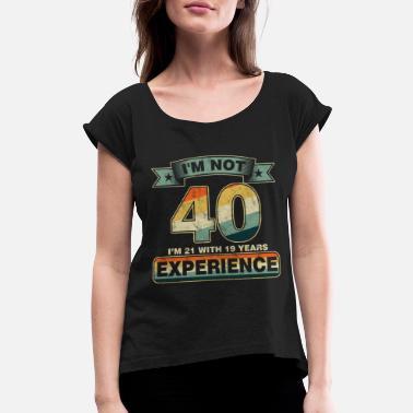 40 Year Old 40th Birthday Celebration Gift I39m Not Funny