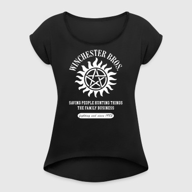 Winchester Brothers - Women's Roll Cuff T-Shirt