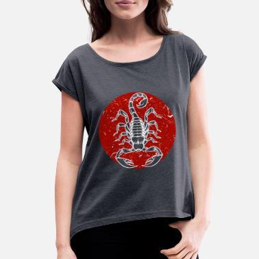 1ed101e511 Venom-Squirting Scorpions Gift Ideas T-Shirt - Women's Rolled