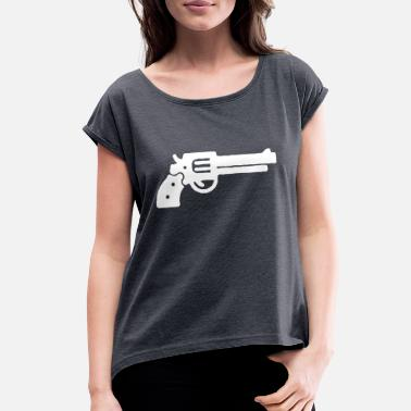 Revolver Revolver - Women's Rolled Sleeve T-Shirt