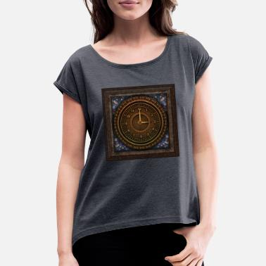 Time Travel time travel - Women's Rolled Sleeve T-Shirt