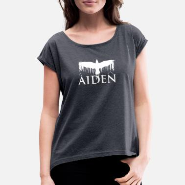 Aiden Aiden - Women's Rolled Sleeve T-Shirt