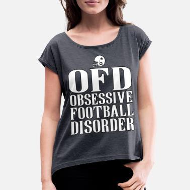 29eb125e87 Obsessive Football Disorder Obsessive Football Disorder Funny T shirt  Present for Men - Women'
