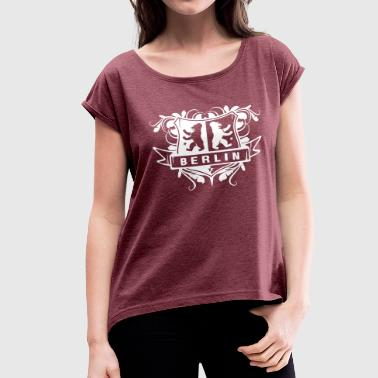 Berlin Bear - Women's Roll Cuff T-Shirt