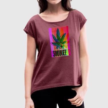 LSD - Women's Roll Cuff T-Shirt