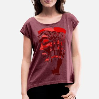 Red Face Red Face - Women's Rolled Sleeve T-Shirt