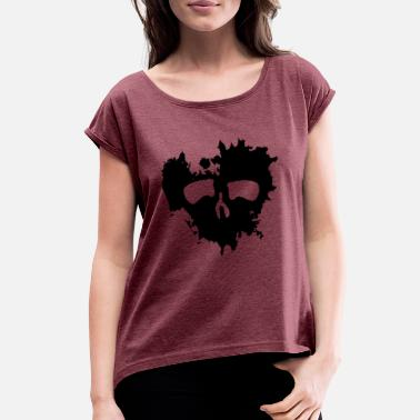 Ink INK - Women's Rolled Sleeve T-Shirt