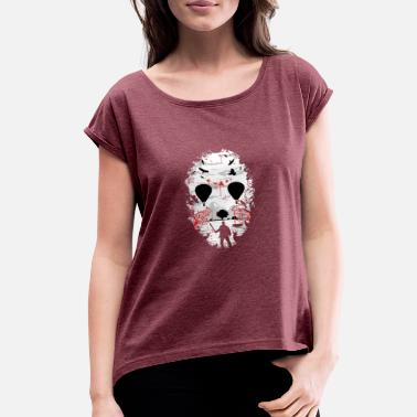 Story American horror story - Women's Rolled Sleeve T-Shirt