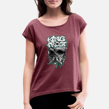 Frost King Frost - Women's Rolled Sleeve T-Shirt