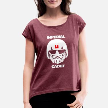 Imperialism Imperial Cadet - Women's Rolled Sleeve T-Shirt