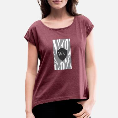 Brandon Brandon - Women's Rolled Sleeve T-Shirt