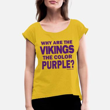 "Women/'s V-Neck Minnesota Vikings /""Purple Reign/"" T-Shirt  Ladies"