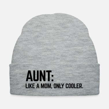 Daughter Aunt Like A Mom - Knit Cap