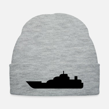 Military military ship - Knit Cap