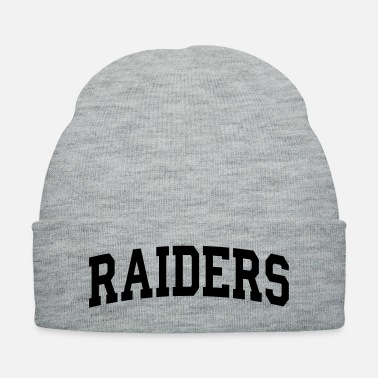 Raider Raiders-block - Knit Cap